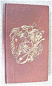 One Hundred One Famous Poems Leather Gilt 1958 (Image1)
