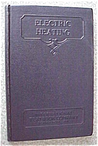 Electric Heating Leather 1937 International Textbook (Image1)