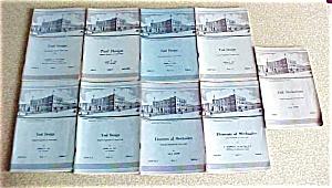 Tool Design Booklets International Correspondence 1936 (Image1)
