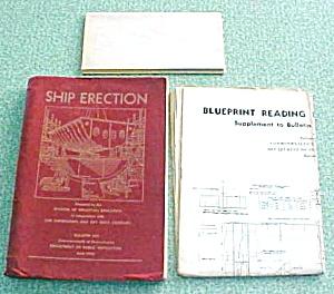 Ship Erection Manual 1942 Ship Building (Image1)