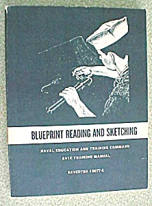 Blueprint Reading & Sketching Naval Education 1977 (Image1)