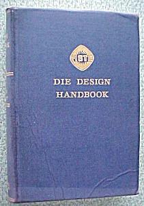 Die Design Handbook 1955 1st Edition (Image1)