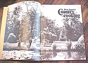 Bon Appetit Country Cooking 1978