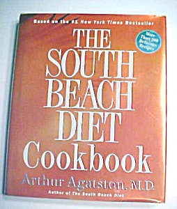 South Beach Diet 500 Fat Free Recipes 2 Cookbooks (Image1)