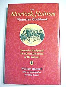 The Sherlock Holmes Victorian Cookbook 1997 (Image1)