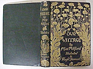 Our Village by Miss Mitford Illustrated 1893 (Image1)