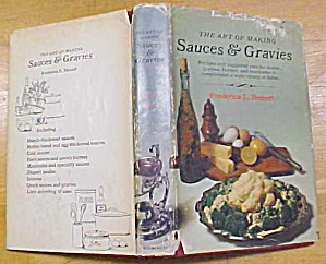 The Art of Making Sauses & Gravies Cookbook (Image1)
