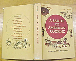A Salute To American Cooking Cookbook (Image1)