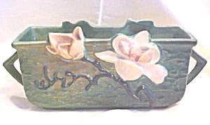 Roseville Magnolia Planter Dbl Hdls 388-6 CA 1943 (Image1)