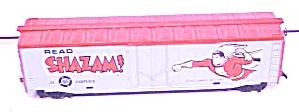Train Car HO Scale Shazam DC Comics Box Car (Image1)