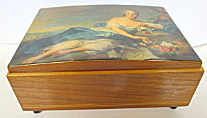 Reuge Music Box La Polonaise - Chapin (Image1)
