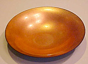 Enamel On Copper Bowl 6 Inch
