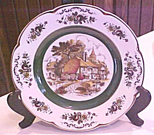 Wood & Sons Ascot Plate Ironstone (Image1)