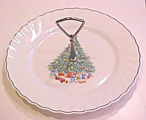 Noel Christmas Plate Salem (Image1)