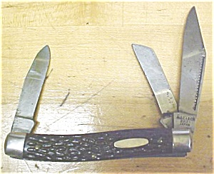 Monarch Stockman Pocket Knife 3 Blade (Image1)