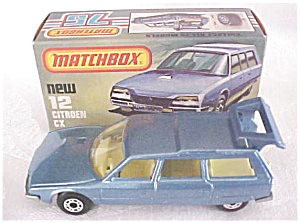 Matchbox No. 12 Citroen CX Wagon  MIB (Image1)