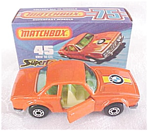 Matchbox No. 45 BMW 30 CSL MIB (Image1)