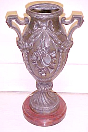 Ornate Urn Lamp Base Paris France (Image1)