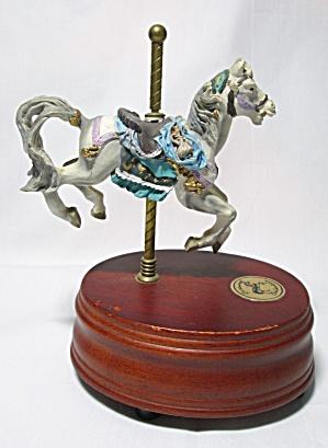 Music Box Carousel Horse (Image1)