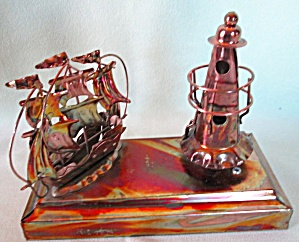 Lighthouse Music Box (Image1)
