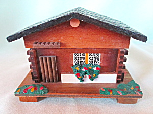 Music Box Swiss Cottage Dr. Zhivago (Image1)
