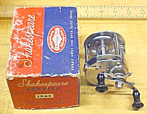 Shakespeare Level Wind Reel No. 1944 + Box