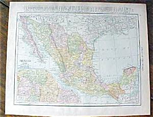 Map Mexico British Columbia 1912 (Image1)