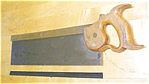 T. Turner Backsaw Mitre Dovetail Saw (Image1)
