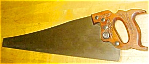 Disston Cross Cut Hand Saw K-6 26 Inch