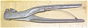 E. M. Boynton Saw Set Pliers Large