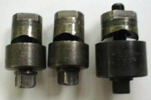 Group of Three Greenlee Conduit Punches (Image1)