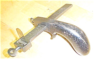 Osborne Diamond Edge Draw Slitting Gauge (Image1)
