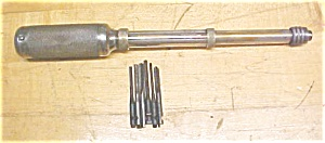 North Bros. Yankee No. 41 Push Drill w/6 Bits (Image1)
