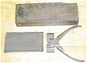 Lake-erb B&e-wire Tipper No. 1 Schollhorn Pliers