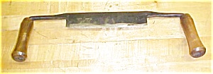 L.& I.J. White Coopers' Heading Draw Knife Nice! (Image1)
