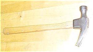 Antique Claw Hammer Nice (Image1)