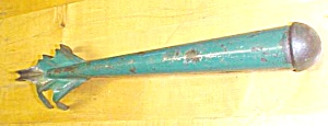 Antique Garden Hand Tool Fork Claw Cultivator