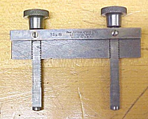 Lufkin No. 8 Rule Clamp Attachment