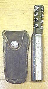 U.S. Tire Co. Pressure Gauge Schrader's Rare (Image1)