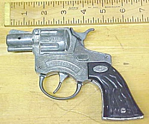 Hubbley The Detectives Cap Pistol Revolver Gun