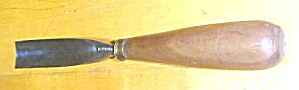 S. J. Addis 1 inch Fish Tail Carving Gouge Chisel (Image1)