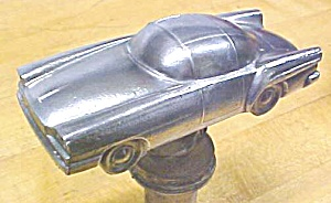 Trophy Ornament 1958 Pontiac Paperweight (Image1)