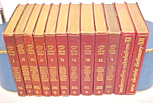 Audels New Electric Library Red Covers 12 Volumes  (Image1)