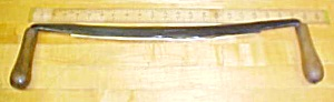 J. Williams Draw Knife 14 inch Ship Mast Work (Image1)
