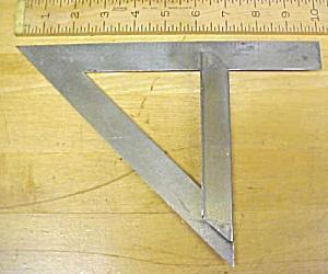 Fox's Steel Mitre Square Miter Patent 1921 Fred Breul (Image1)