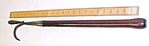 Antique Gaff Type Tool or Halberd Hand Forged (Image1)