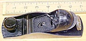Stanley No. 220 Block Plane Late 1800's Type 1 (Image1)