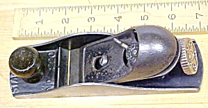Stanley No. 220 Block Plane Late 1800's Type 1 (Image1)