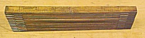 Dahl Master Slide Interlocking Rule Interlox (Image1)