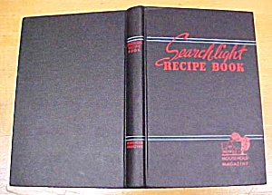 Household Searchlight Recipe Book 1946 Cookbook